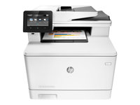 CF378A#B19 - HP Color LaserJet Pro MFP M477fdn - multifunction printer (colour) CF378A#B19