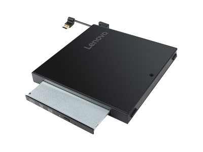 4XA0N06917 - Lenovo Tiny IV DVD Burner Kit - Disk drive