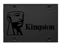 "SA400S37/120G - Kingston A400 - Solid state drive - 120 GB - internal - 2.5"" - SATA 6Gb/s SA400S37/120G"
