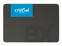 "CT480BX500SSD1 - Crucial BX500 - Solid state drive - 480 GB - internal - 2.5"" - SATA 6Gb/s CT480BX500SSD1"