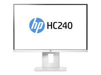 "Z0A71A4#ABU - HP HC240 - Healthcare - LED monitor - 24"" Z0A71A4#ABU"
