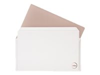 PM-SL-WT-3-19 - Dell Premier Sleeve 13 - Notebook sleeve - white - for XPS 13 9365 2-in-1, 13 9370, 13 9380 PM-SL-WT-3-19