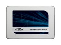 "CT525MX300SSD1 - Crucial MX300 - Solid state drive - encrypted - 525 GB - internal - 2.5"" - SATA 6Gb/s - 256-bit AES - TCG Opal Encryption 2.0 CT525MX300SSD1"