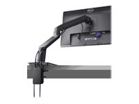 482-10010 - Dell MSA14 Single Monitor Arm Stand - Mounting