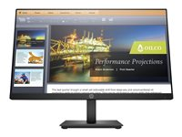 "5QG34AT#ABU - HP P224 - LED monitor - Full HD (1080p) - 21.5"" 5QG34AT#ABU"