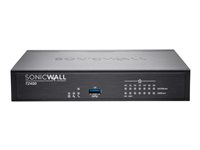 01-SSC-1741 - SonicWall TZ400 - Advanced Edition - security appliance - 7 ports - GigE - SonicWALL Secure Upgrade Plus Program (3 years option) 01-SSC-1741