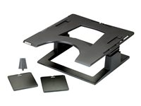 LX500 - 3M Adjustable Notebook Riser LX500 - Notebook platform - black LX500